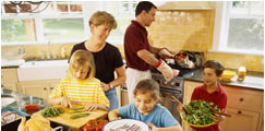 Does your family get sufficient nutrients from food alone?